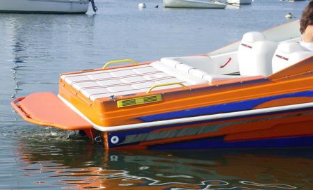Ski Boat Swim Platforms